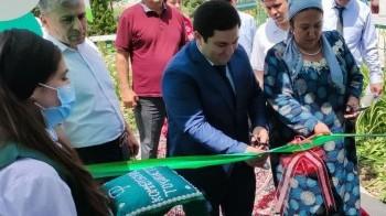 Открытие новых ЦБО в Хатлонской области