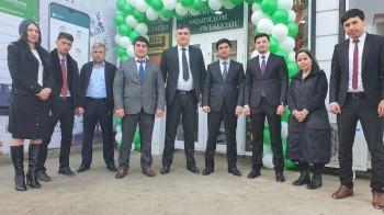Кушода шавии МХБ дар шаҳри Истаравшан вилояти Суғд